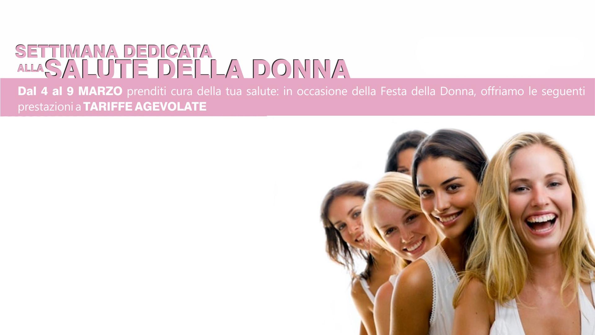 Brugnoni Group Sanità-Settimana prevenzione donna