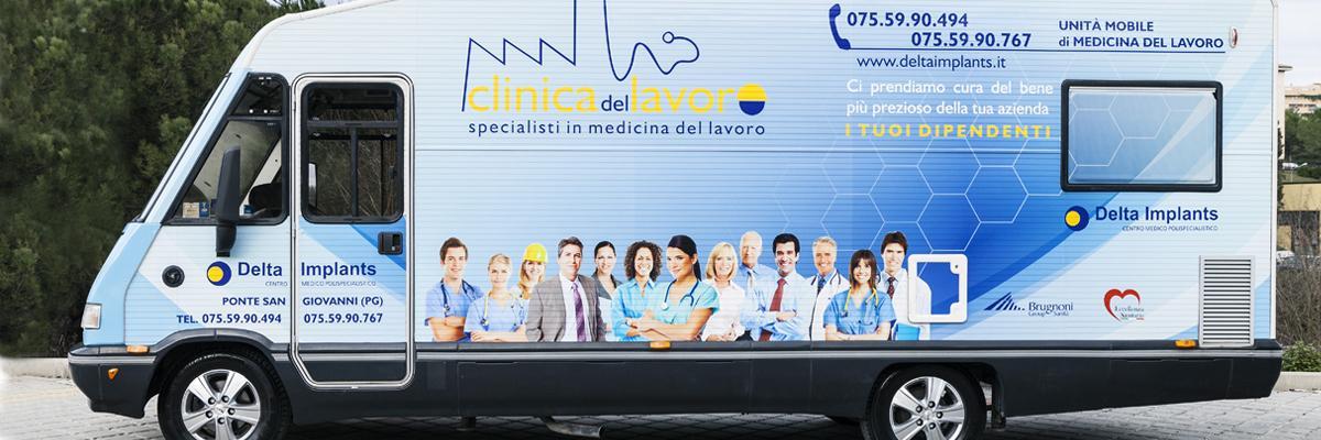 Delta Implants - Medicina del lavoro